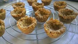 mini cups post cook