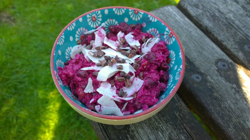 beet-and-coconut-bircher