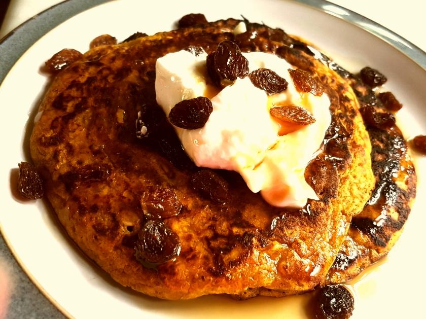 spiced-squash-pancakes